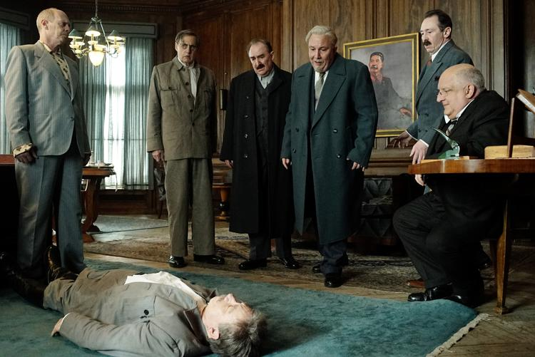 recensie The Death of Stalin