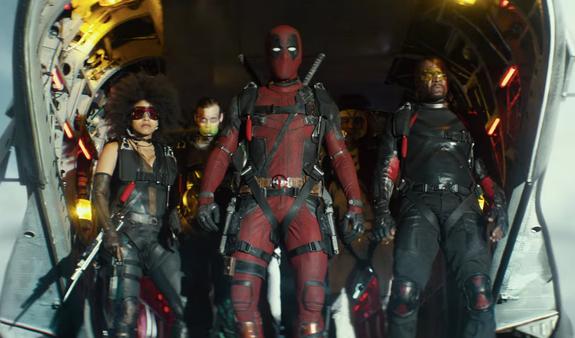 recensie Deadpool 2