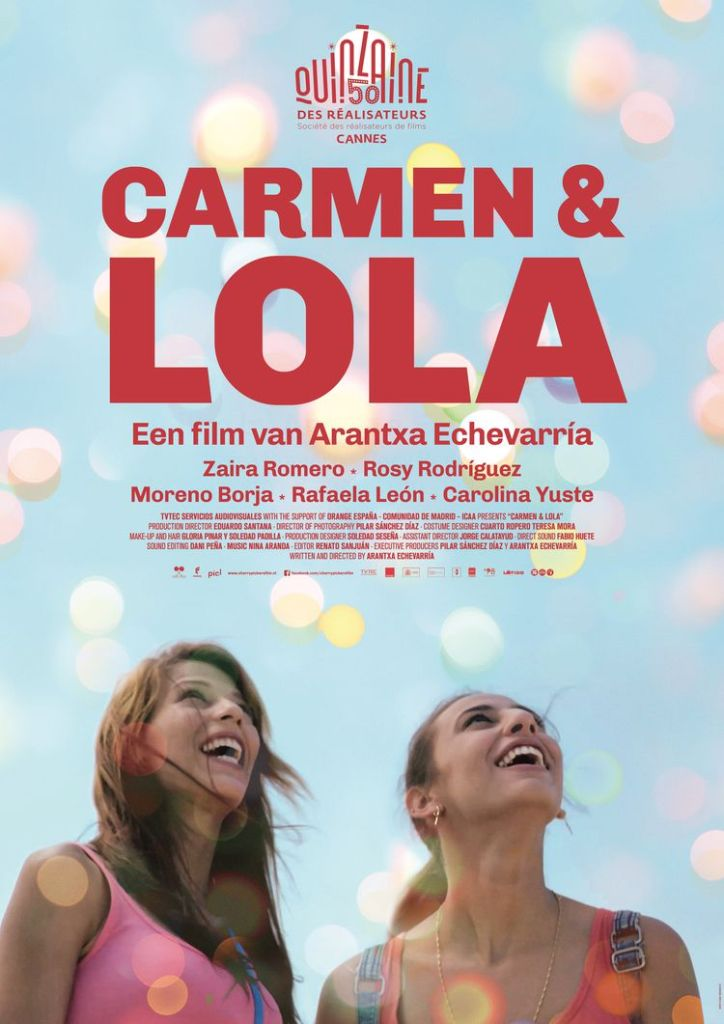 poster Carmen & Lola