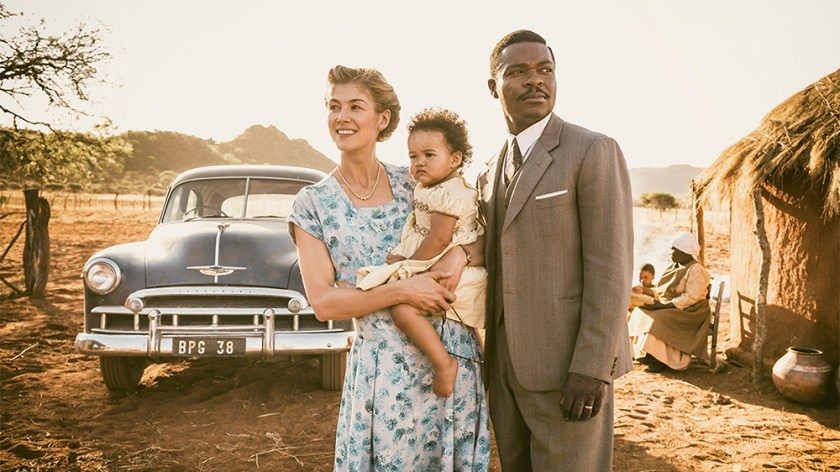 recensie A United Kingdom