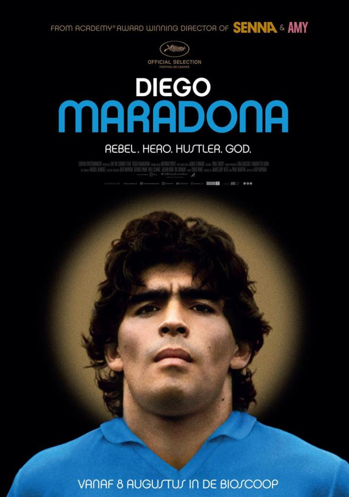 documentaire Diego Maradona
