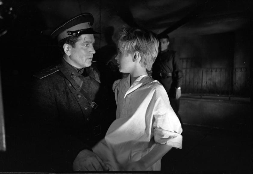 recensie De Jeugd van Ivan (Ivan's Childhood)