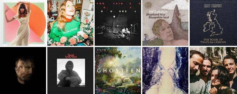 beste albums van 2019