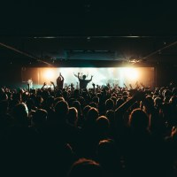 Trophy Eyes: Figure Eight Tour @ The Croxton Bandroom, Melbourne