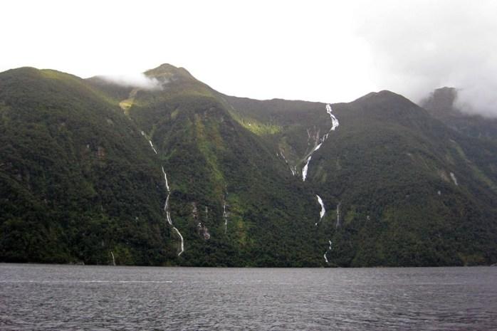 Brown Falls, New Zealand