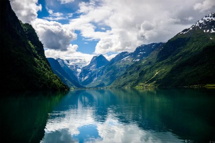 Strupenfossen Norway
