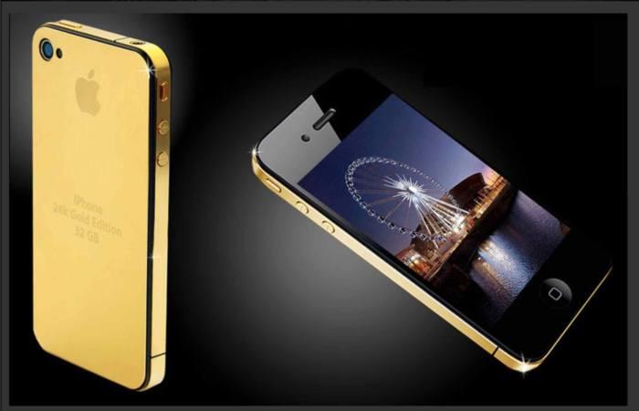 Supreme Goldstriker iPhone 3G