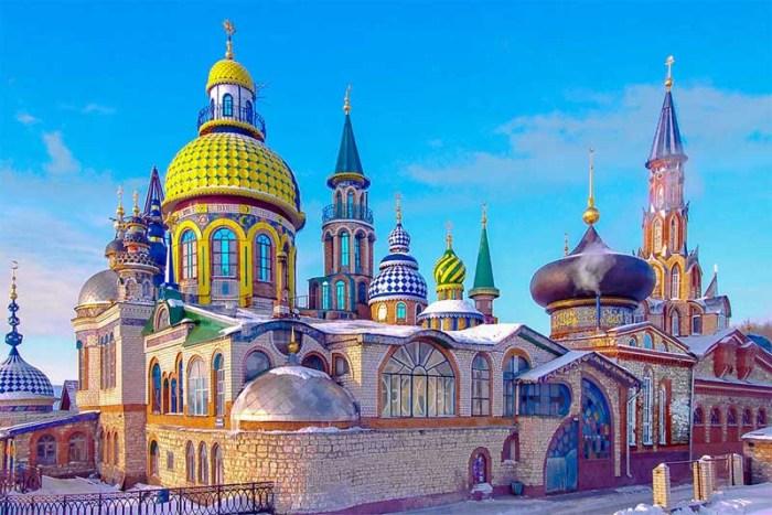 kazan-beautiful-places-in-russia
