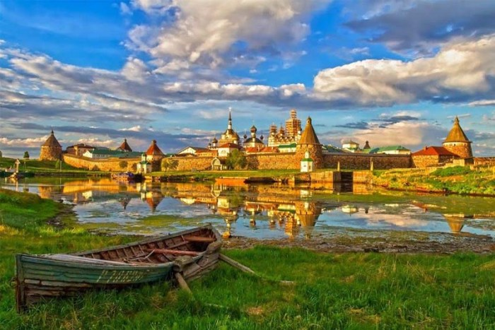 the-solovki-islands-beautiful-places-in-russia