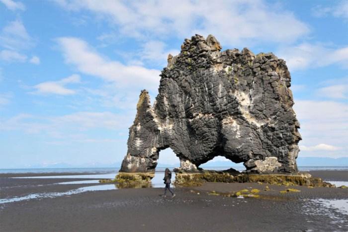 hvítserkur-natural-arches