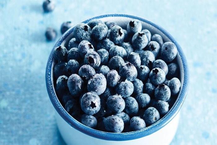 blueberries-Immune-System