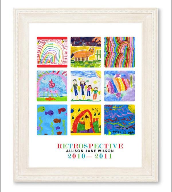 21-Ways-to-Display-Kids-Artwork-15