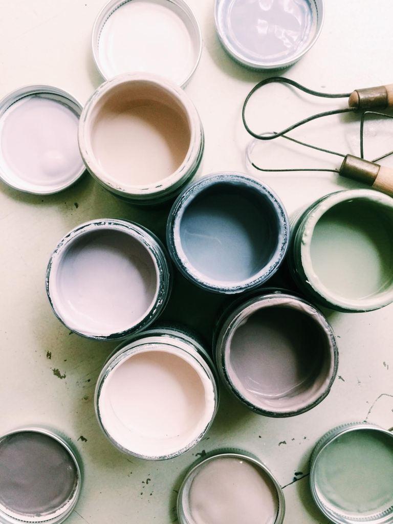 La importancia del pigmento en el color - Depto51 Blog