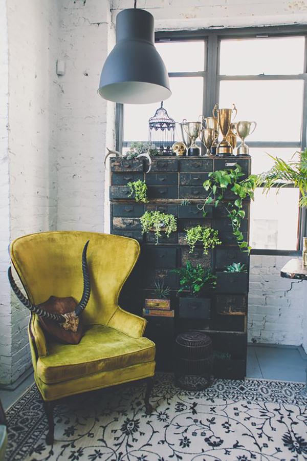 7 tendencias deco vintage que encontrarás en la casa de tus abuelos