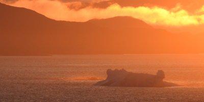 Atardecer en Groenlandia 3