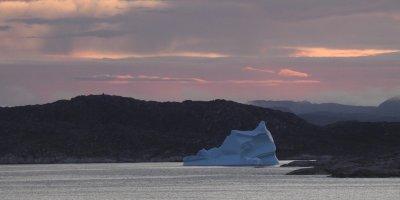 Atardecer en Groenlandia 6