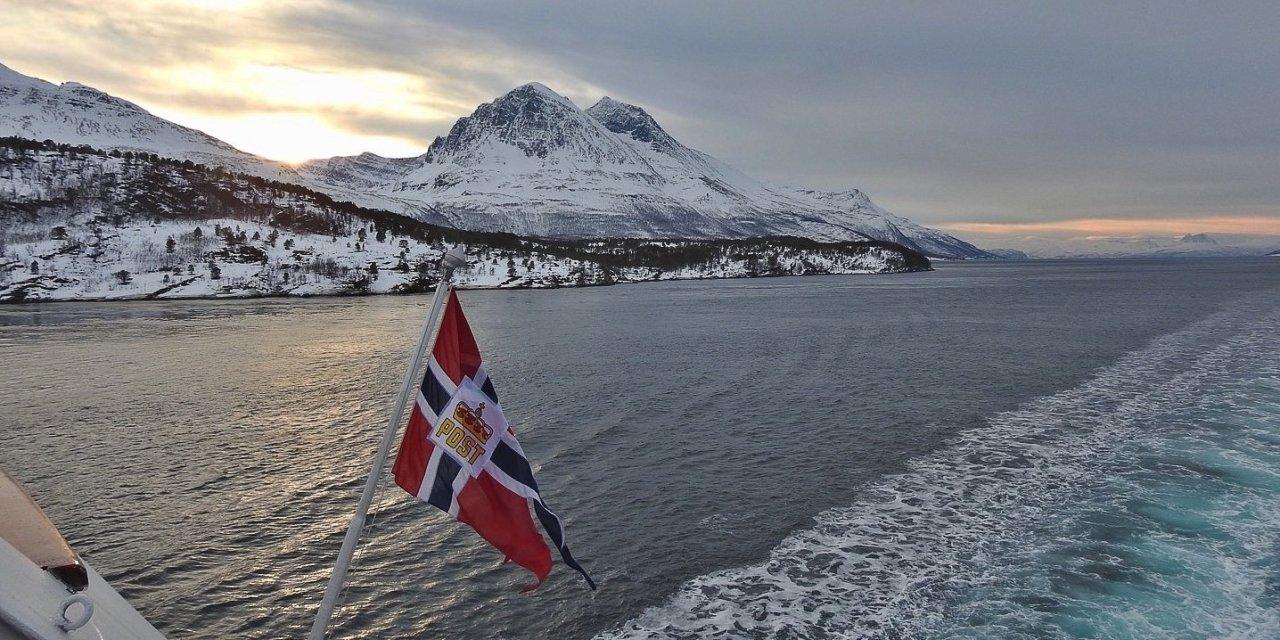 Hurtigruten en invierno. Día 5: Stokmarknes – Skjervøy
