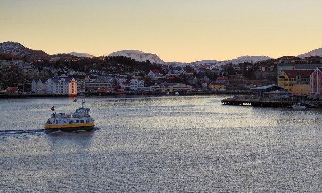 Hurtigruten en invierno. Día 11: Trondheim – Molde