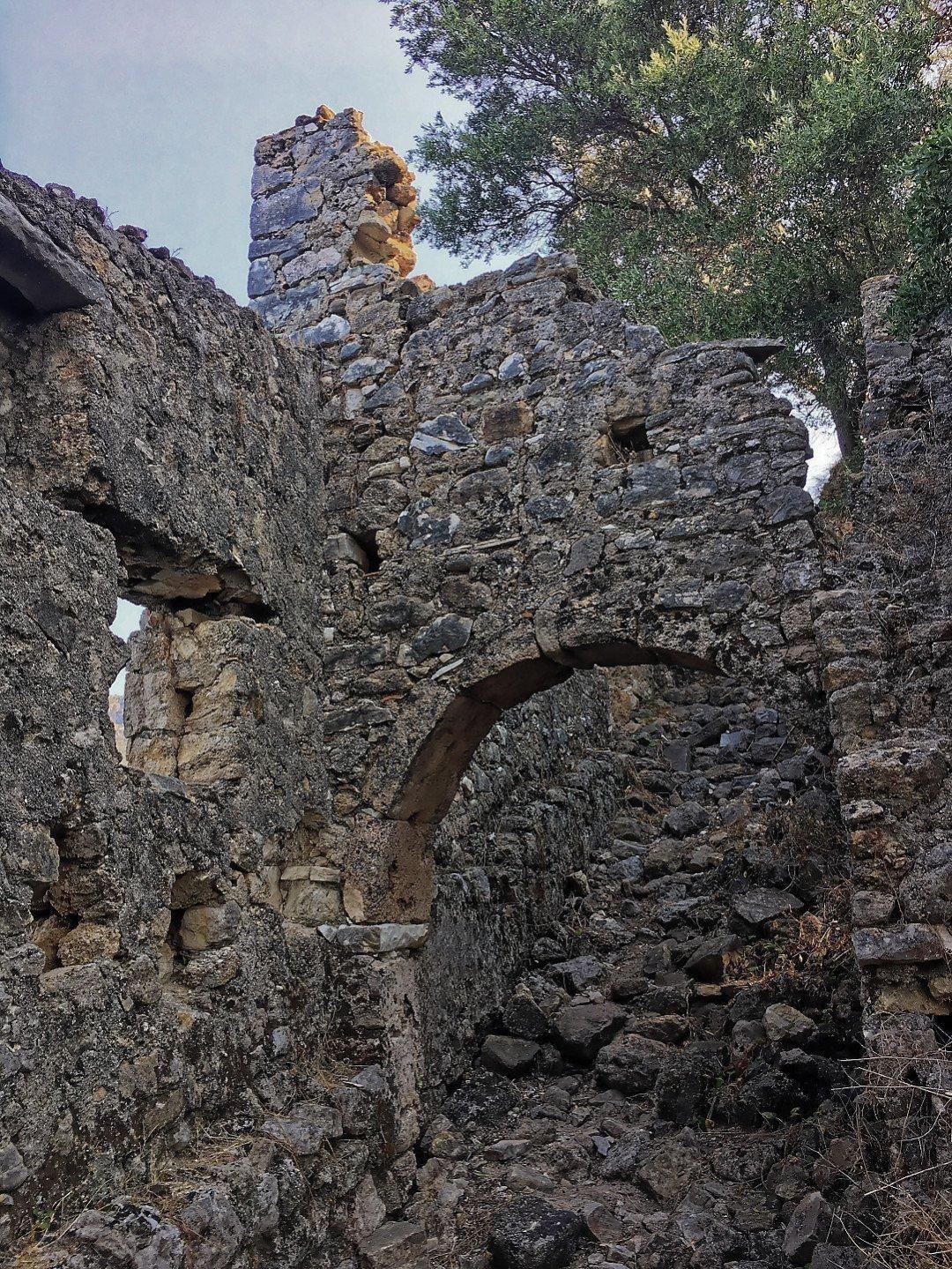 Castillo de Parga