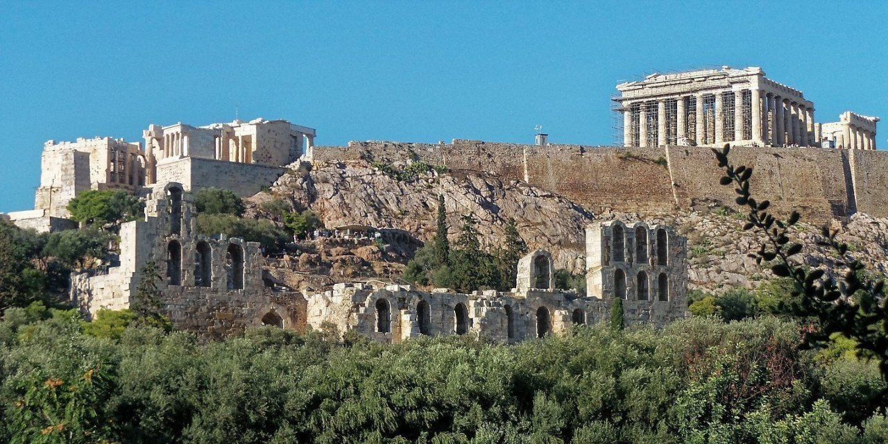 Dos días en Atenas