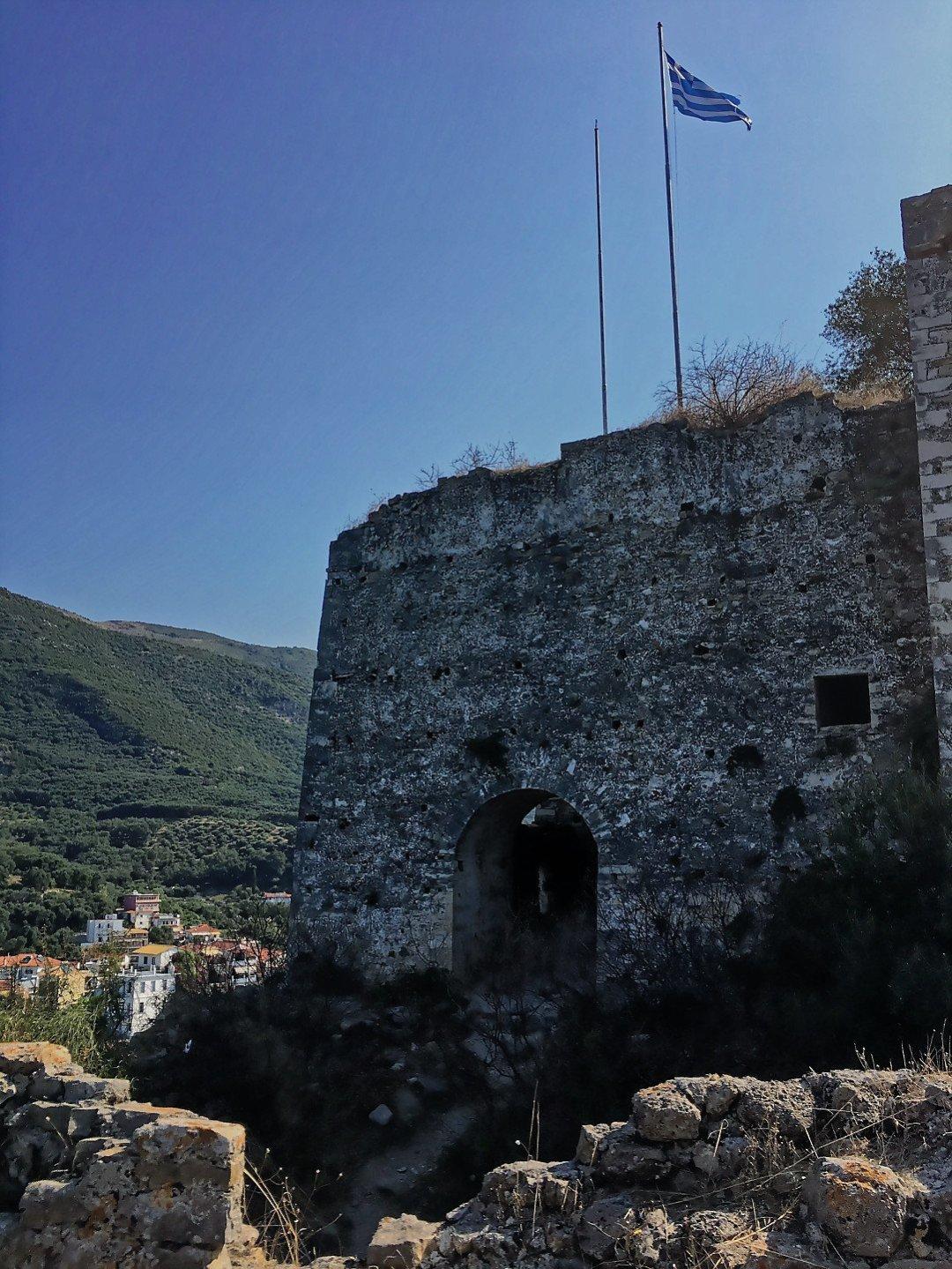 Torre principal del castillo