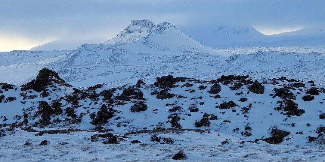 Al norte del Snæfellsjökull 1