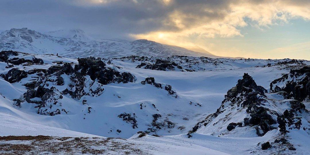 Al norte del Snæfellsjökull 3
