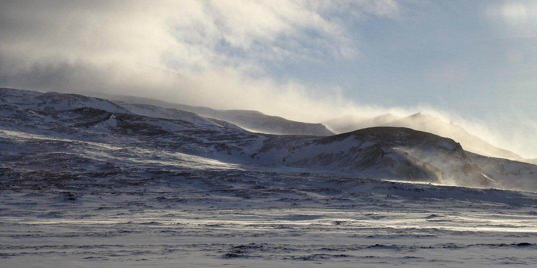Al oeste del Snæfellsjökull 1