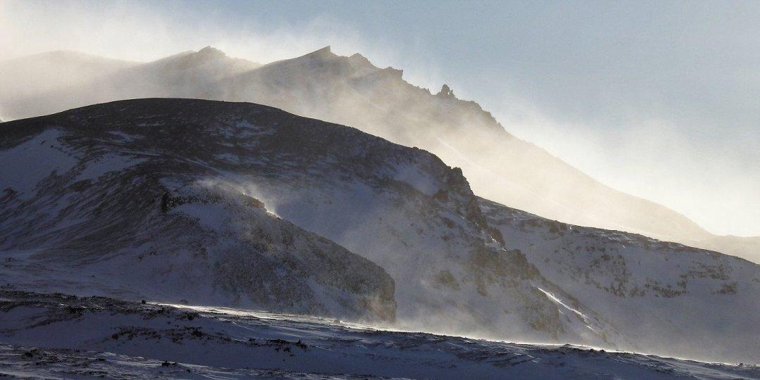 Al oeste del Snæfellsjökull 2