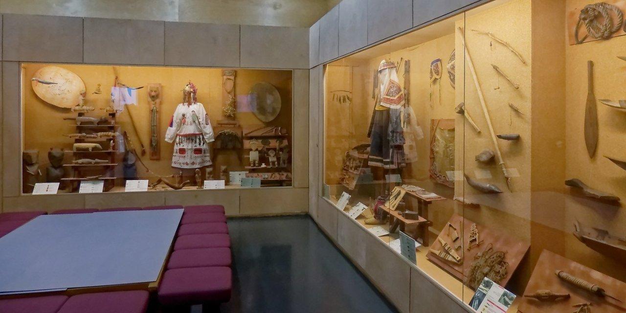 El Museo de Historia del Lejano Este