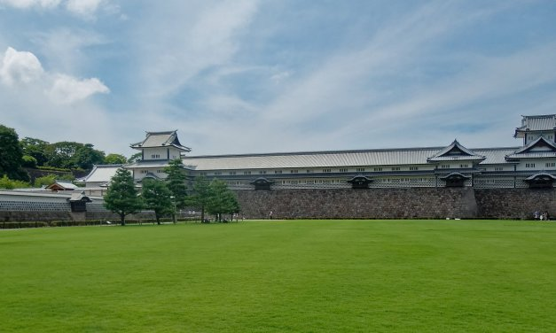 Escala en Kanazawa