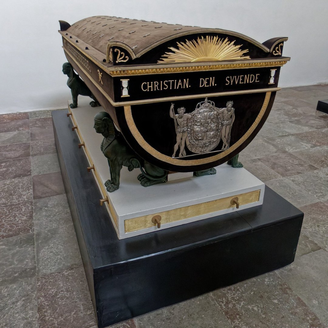 Tumba de Cristián VII