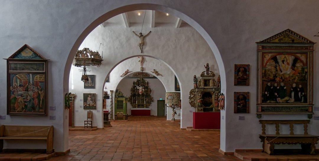 Salas de arte religioso