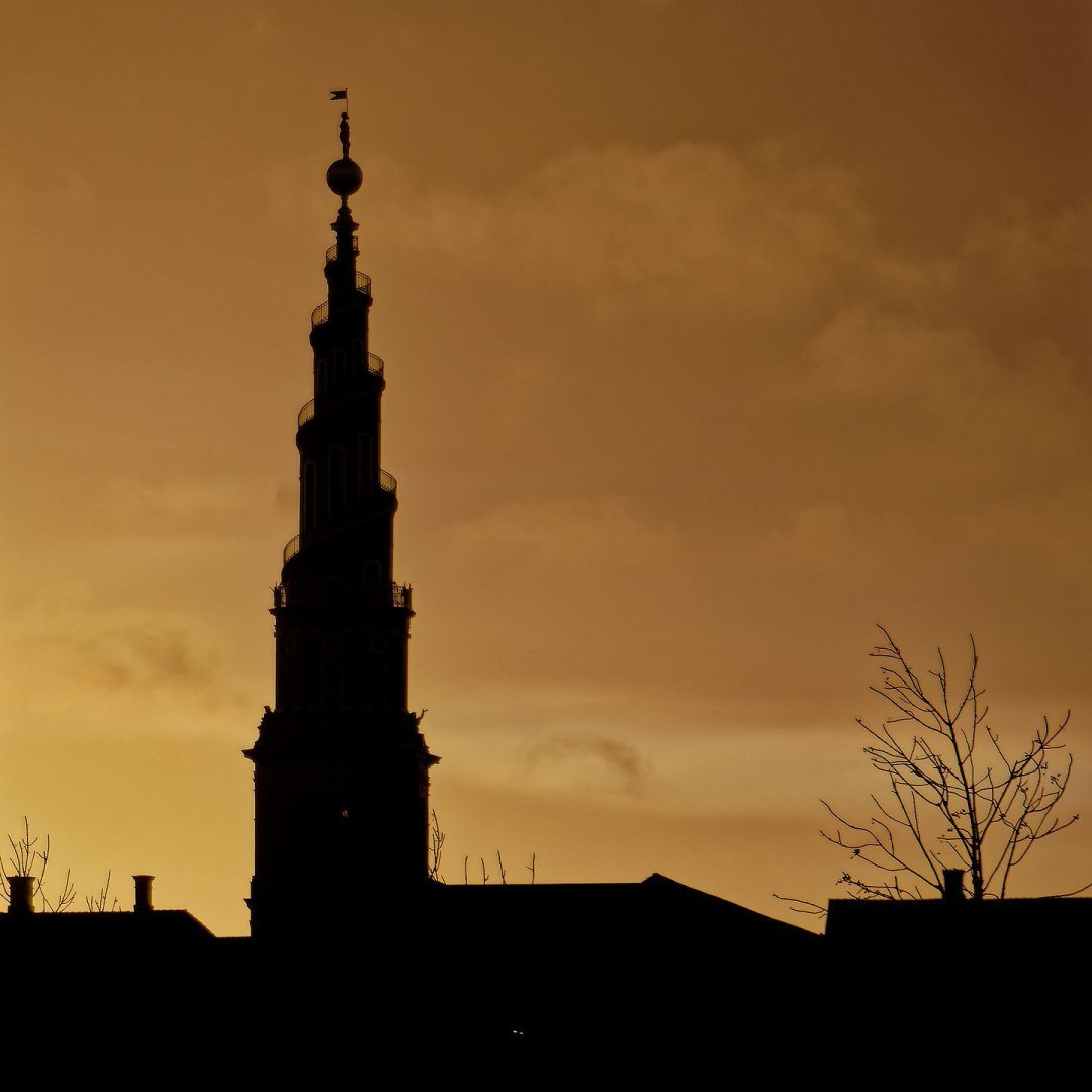 Torre de Vor Frelsers Kirke