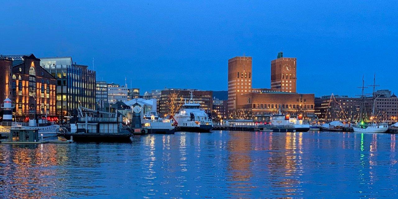 24 horas en Oslo