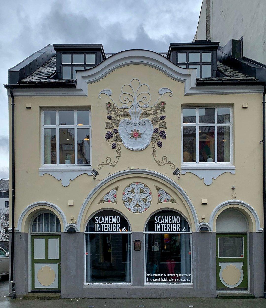 Antigua cervecería Bodø