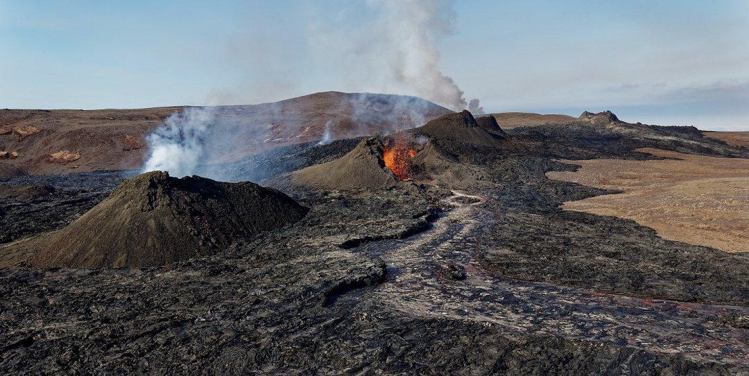 Cadena de volcanes