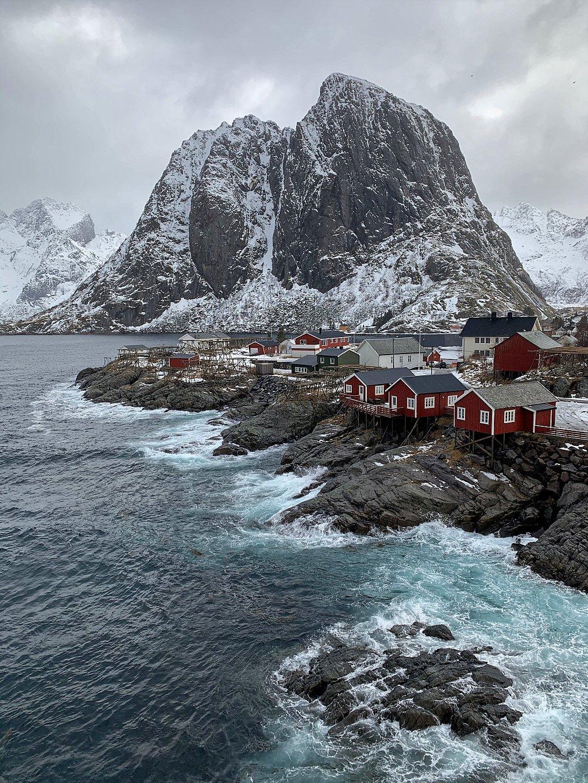 La Foto de Hamnøy