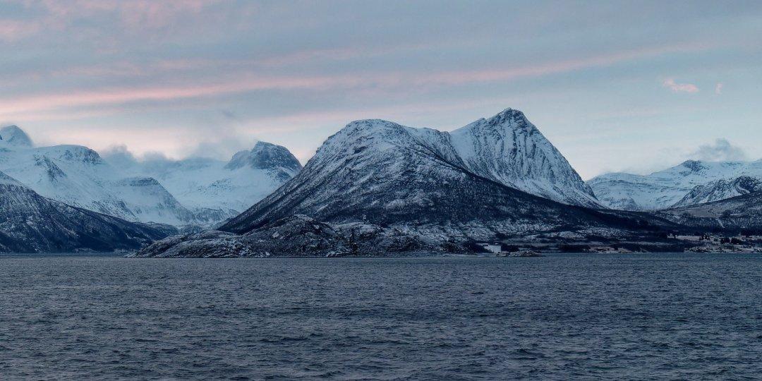 Llegando al Ártico