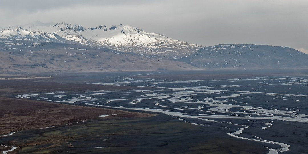 El Tindfjallajökull desde Stóra Dímon