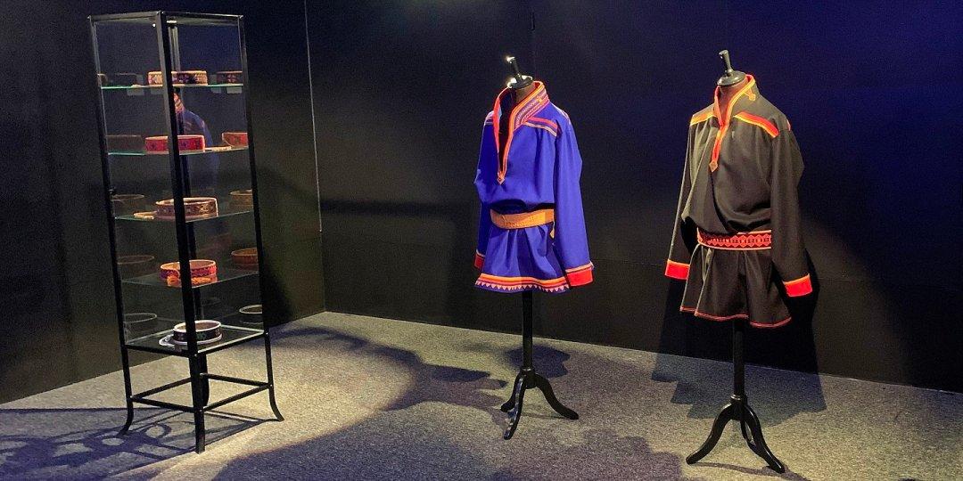 Exposición temporal sami