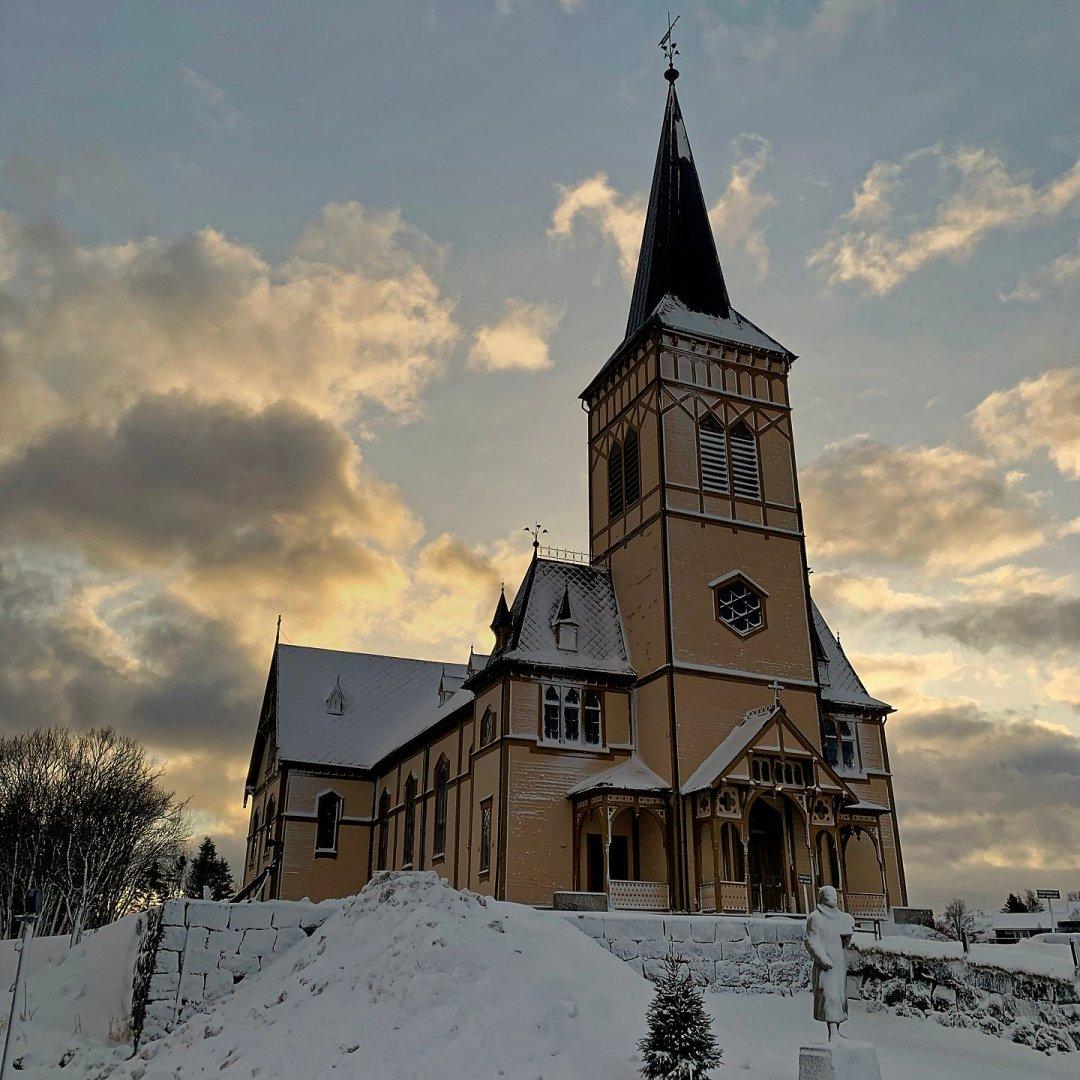 Iglesia deVågan