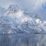 Invierno en las Lofoten
