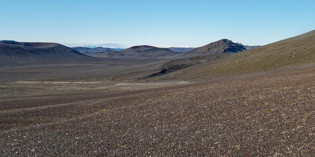 Vista desde Hnausapollur