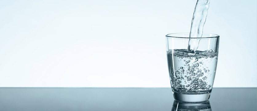 acqua buona dal rubinetto