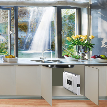 depuratore a osmosi inversa per la vostra cucina , sottolavello