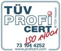 certificazione iso 14001 per la qualità dei purificatori d'acqua