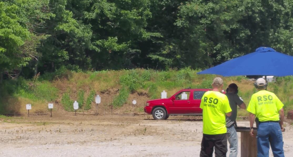 3 Gun Run Carbine/Rifle Stage
