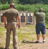 August Beginner Pistol