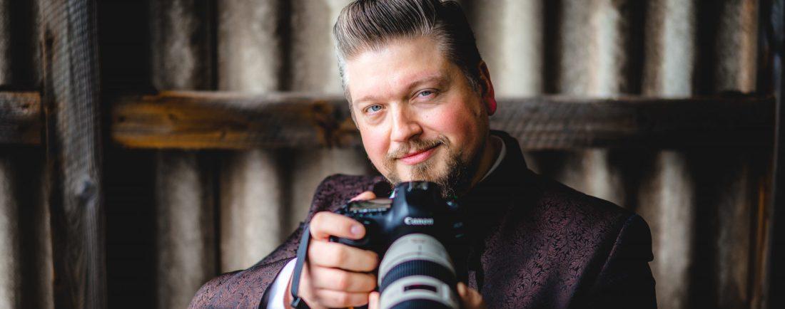 Markus Hofmann der Ablichter